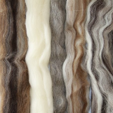 merino wool tops natural medley