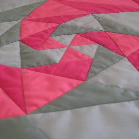Hexagon centre piece pdf pattern