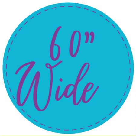 """Wider Fabrics 60"""""""